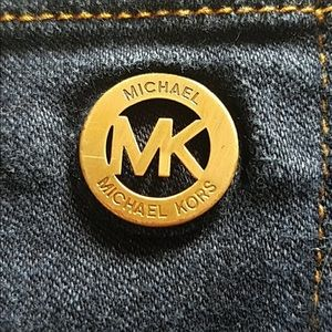 MICHEAL KORS Dark Blue Skinny Jeans